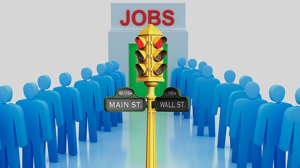 Latest Statistics Show Unemployment At 4.8%