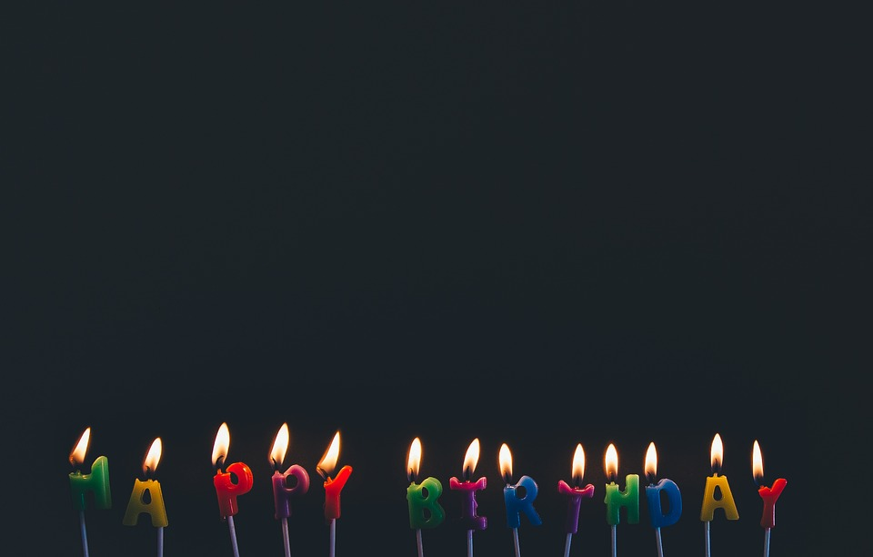 Personal Tax Accounts 'First Birthday'