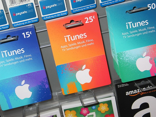 HMRC Warning About Itunes Gift Card Scam