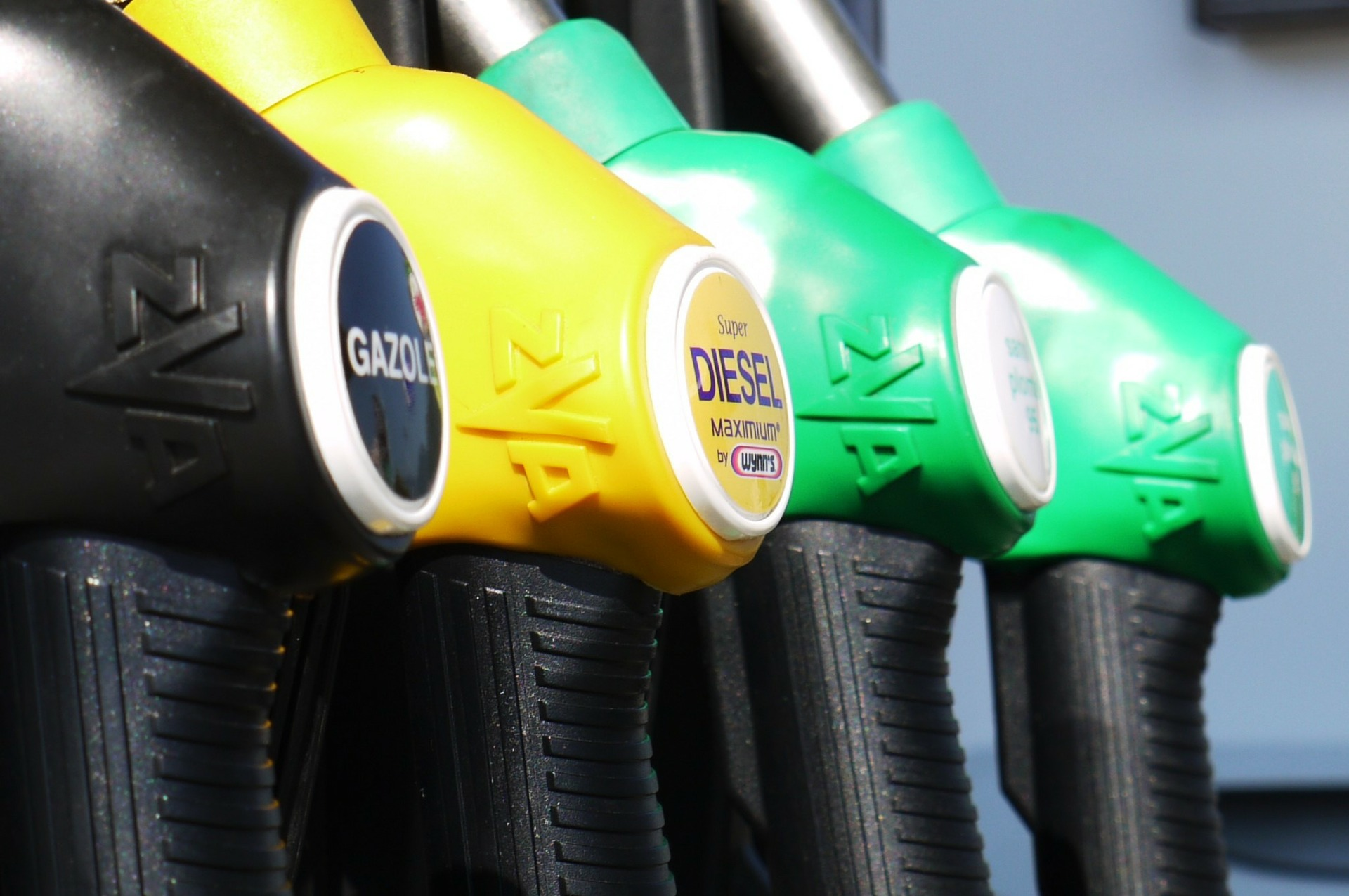 Advisory fuel rates for company cars