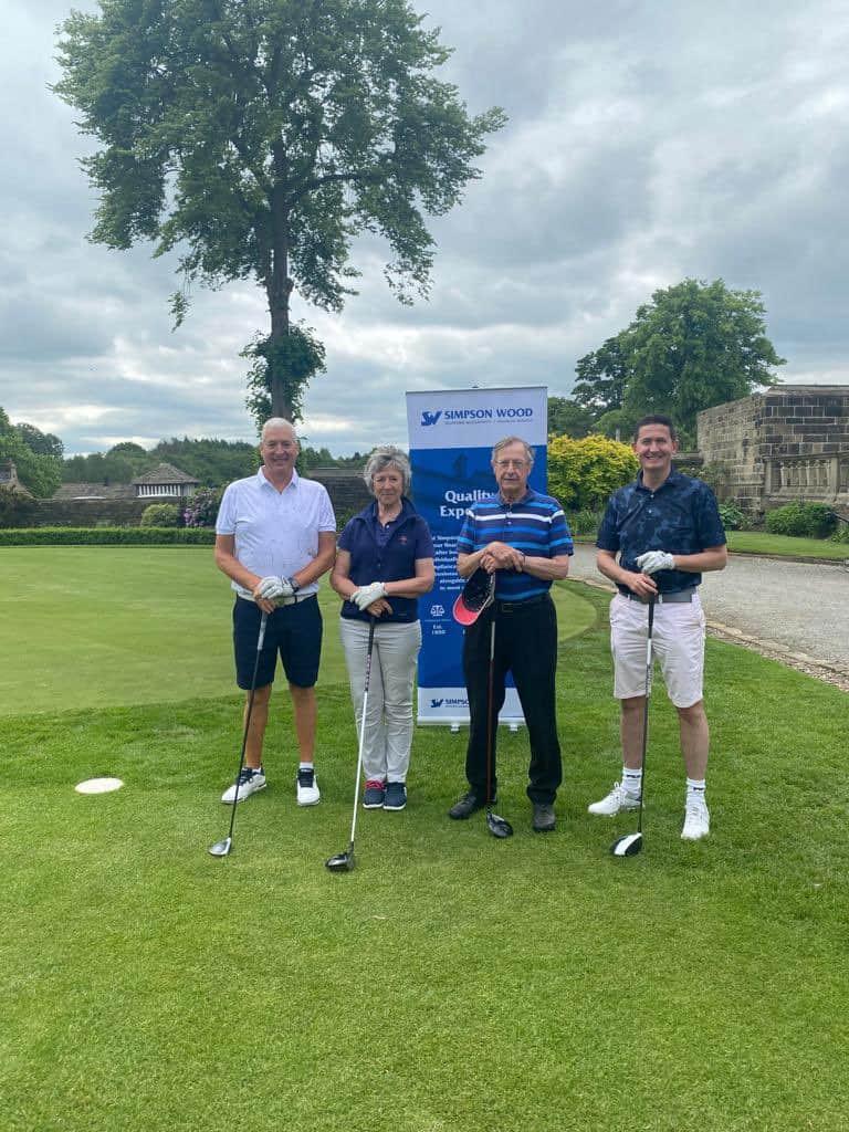 Simpson Wood's 2021 Golf Day