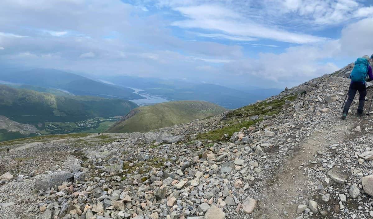 National Three Peaks Challenege